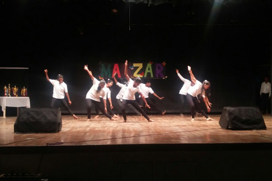 BJR's Annual Day 'MANZAR' was a spectacle that included a full-fledged stage