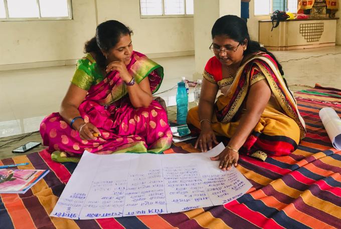 Facilitator discussions
