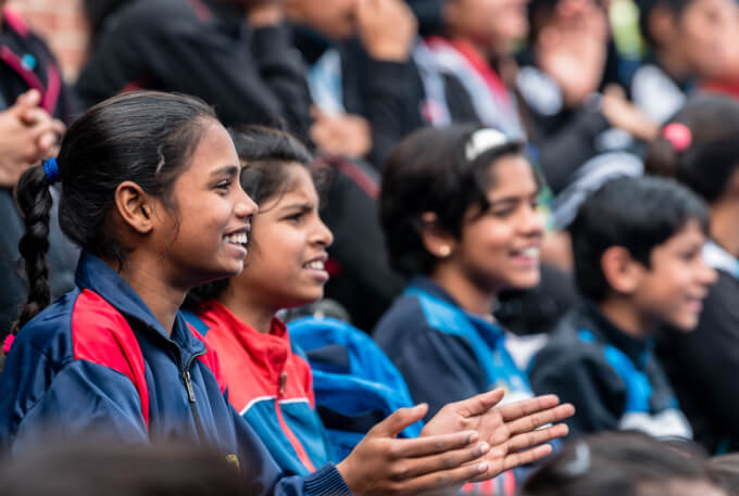 Exposure, encouragement and excitement towards the sport