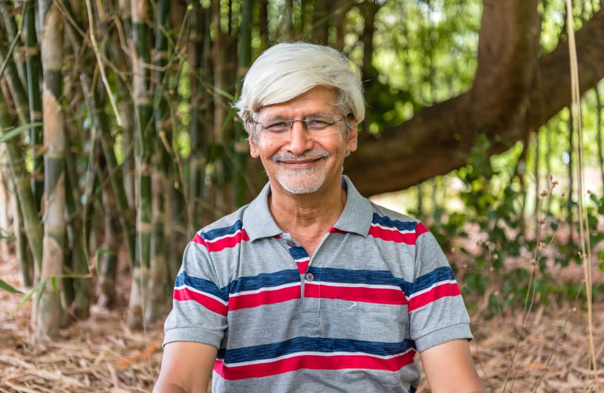Satish Kamat, founder of PEM